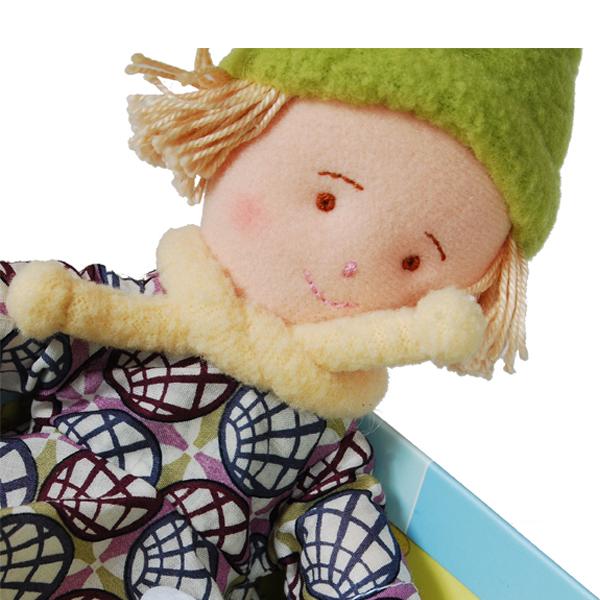 喜洋洋礼品--法国trousselier手工可爱布偶 (娃娃,,).